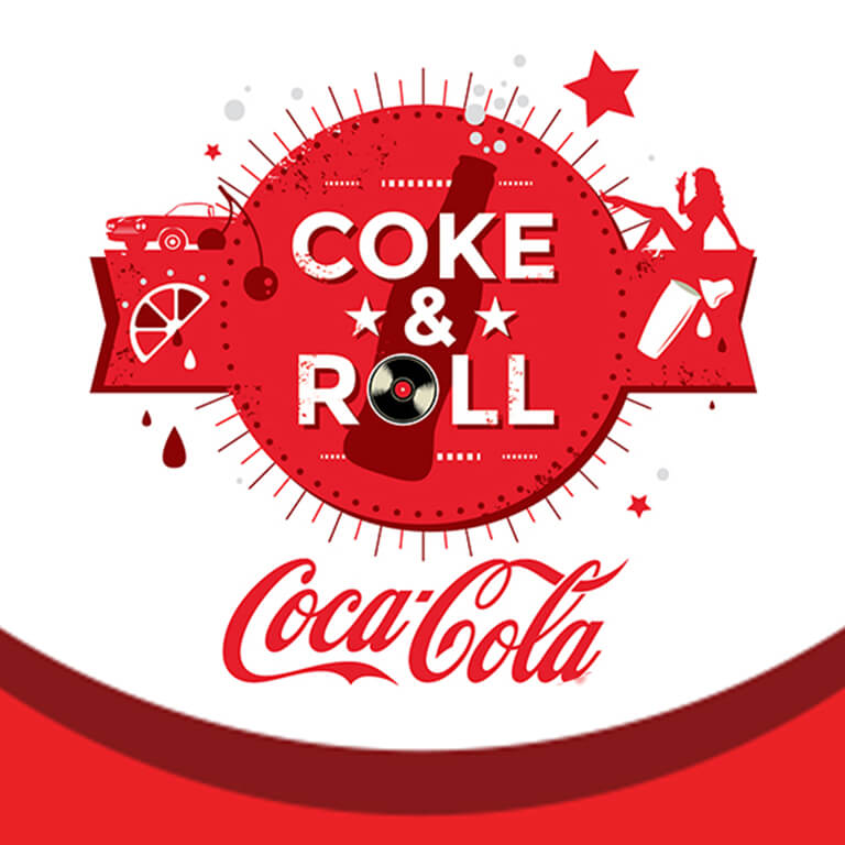 Coca-Cola Coke & Roll
